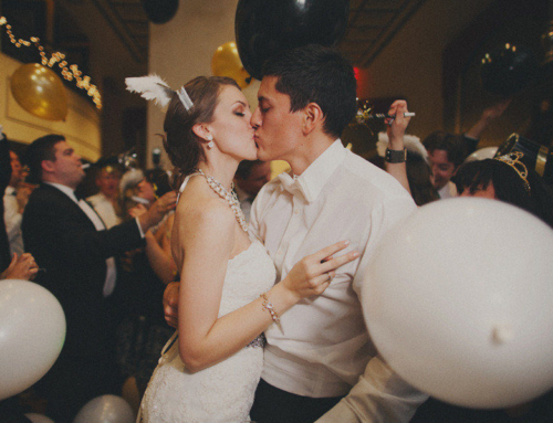 Chris and Melissa Mitchell's Wedding