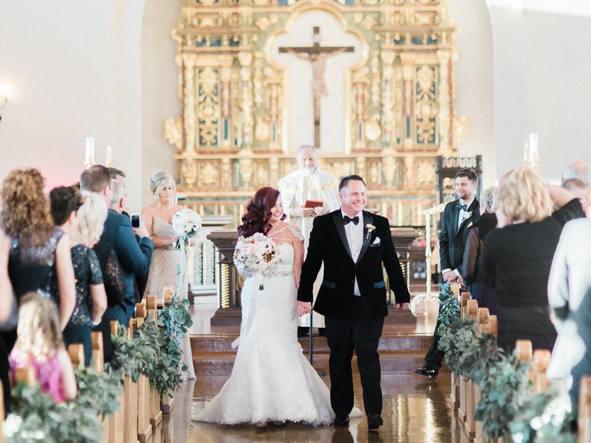 Image of Erik and Meghan's Wedding
